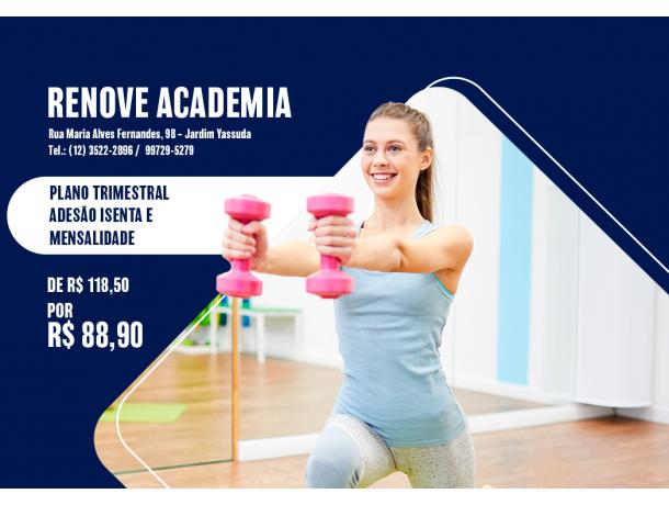 Renove academia
