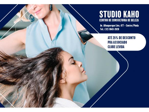 Studio Kaho Centro de Consultoria de Beleza