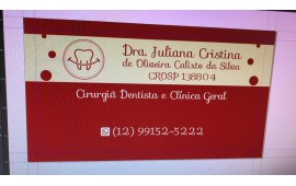 Dra. Juliana Cristina de Oliveira Calixto da Silva